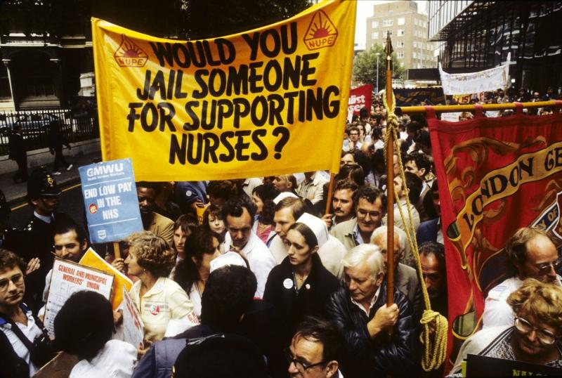 1982 - Nurses\' Dispute