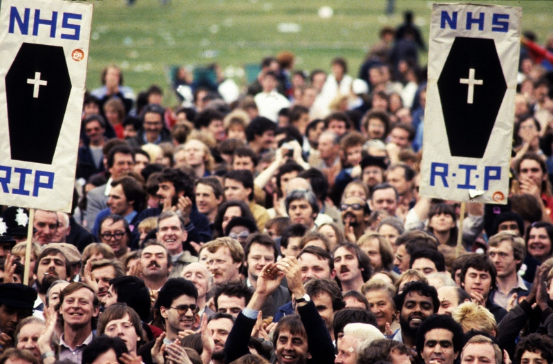 1982 - Health Workers Day of Action