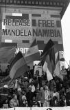 1985: Anti-Apartheid Rally: Ken Livingstone
