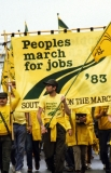 1983 - The People\'s March for Jobs