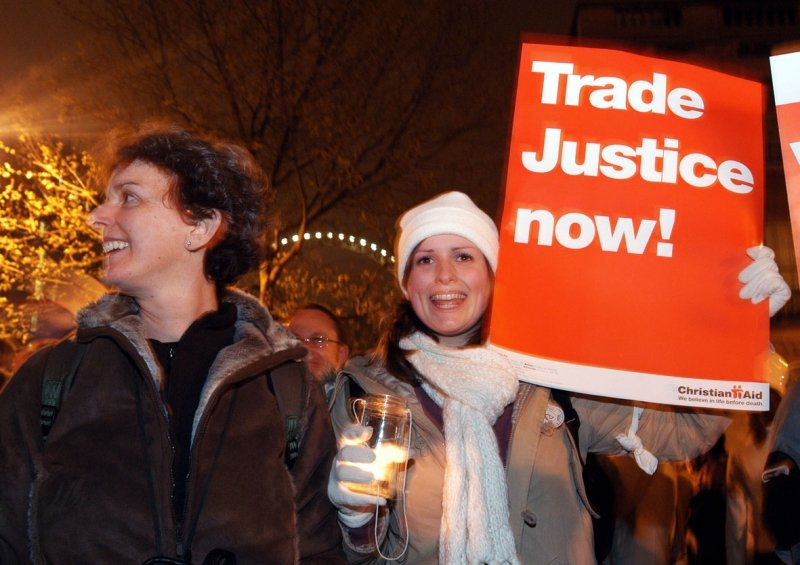 Campaigns - Trade Justice