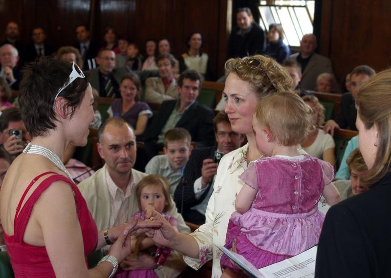 News - Civil Partnership Ceremony