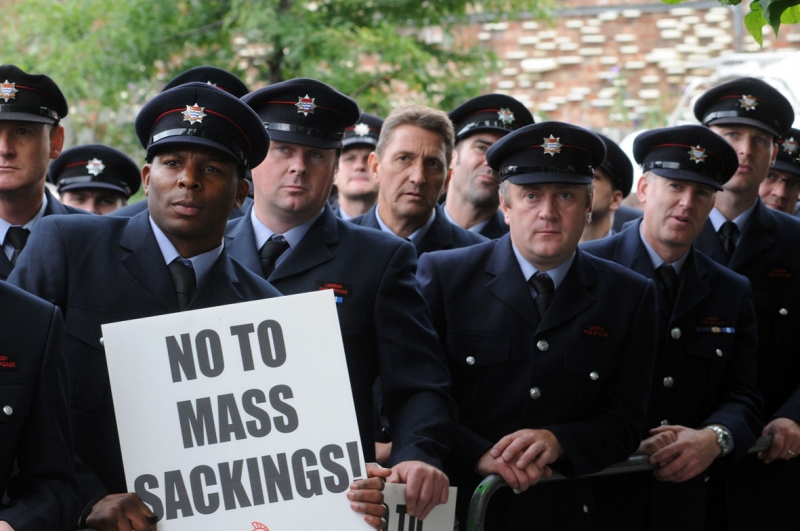 Campaigns - Firefighters Against Job Cuts