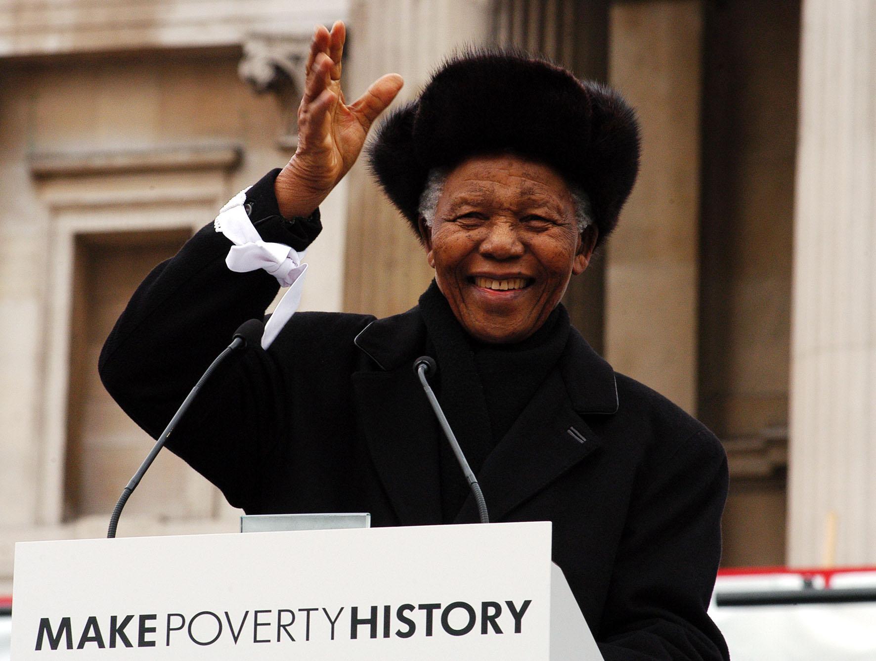 News - Nelson Mandela