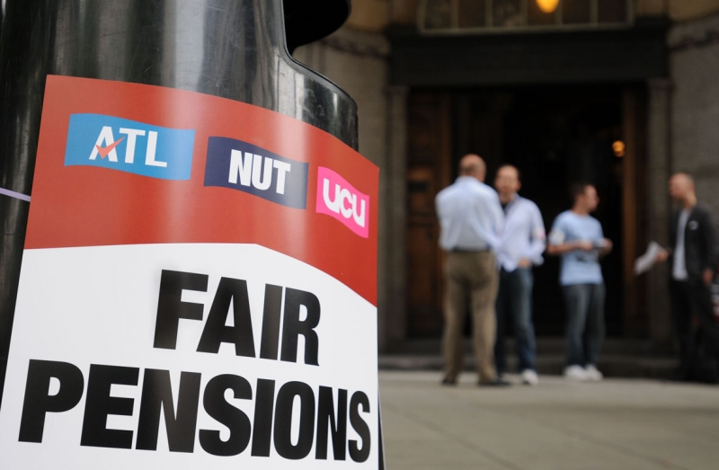Campaigns - Fair Pensions For All
