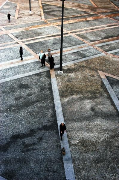 Landscape & Travel - Piazza in Milan