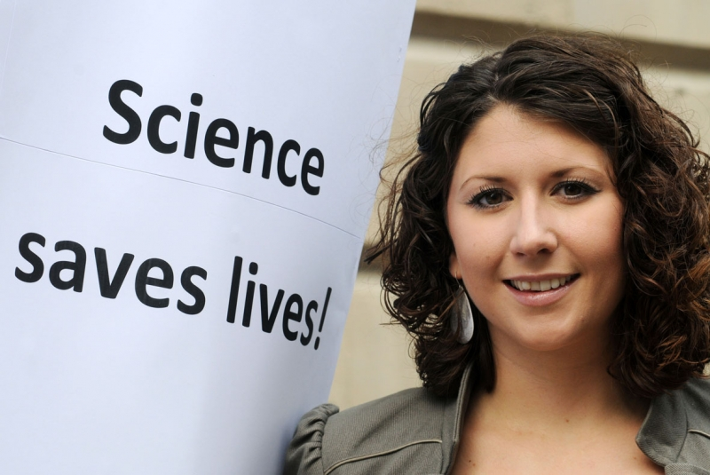 Campaigns - Science Saves Lives