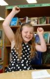Campaigns - Volunteer Reading Help success