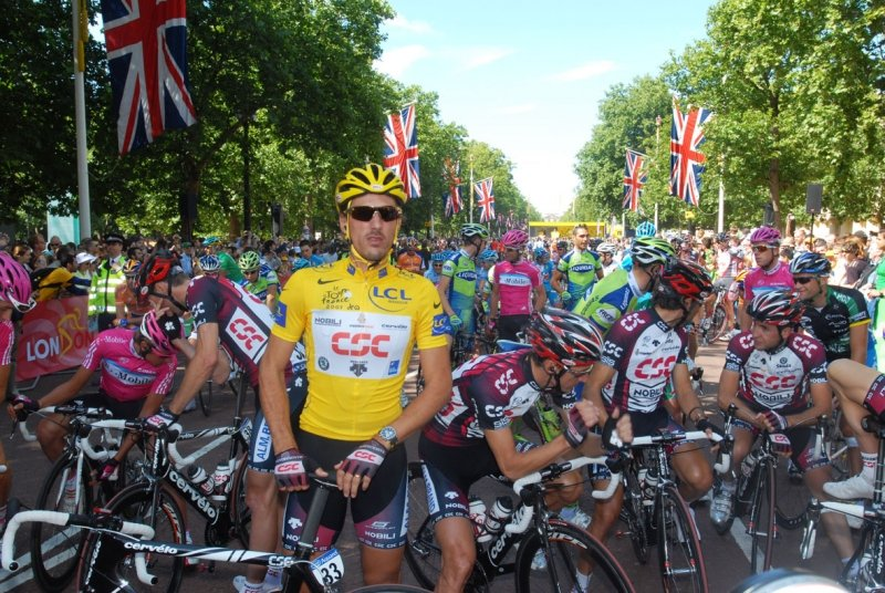 Celebrating Sport - Tour de France, London