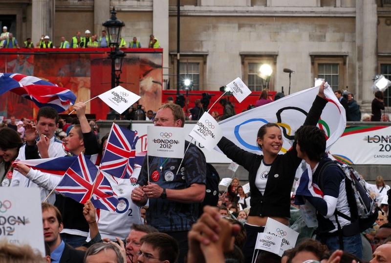 Celebrating Sport - Winning the Olympic Bid