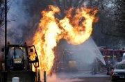 Work - Firefighting