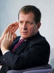 Press Spokesman - Alastair Campbell