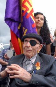 Spanish Civil War veteran - Bob Doyle