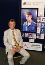 Actor - John Hurt