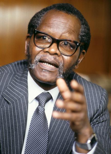 Oliver Tambo, ANC