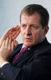 Press Spokesman - Alastair Campbell