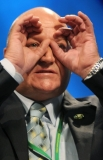 Trade Union Leader - Bob Crow